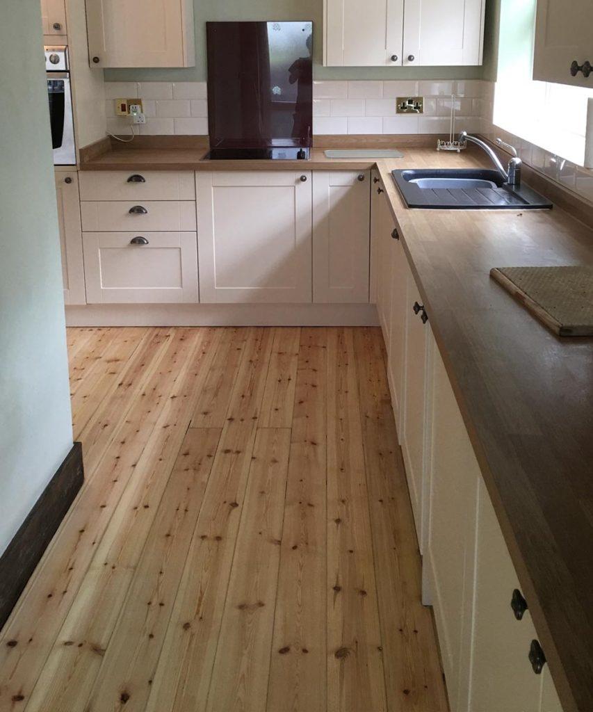 Josh Gosling Carpentry Wooden Floor Laying