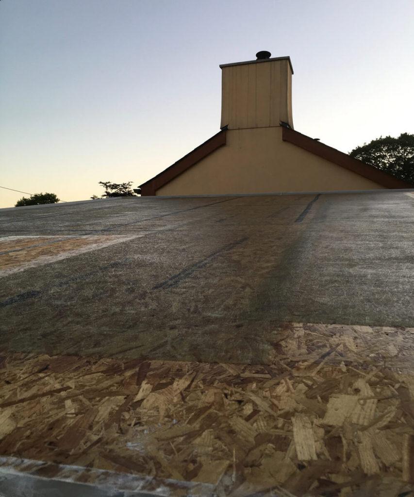 GRP Fiberglass Roofing Roof Devon Cornwall